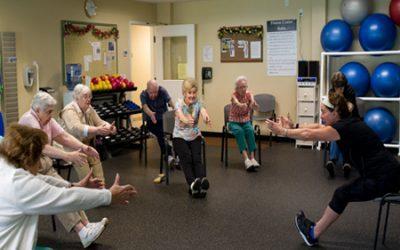 Everyday Strength Training For Seniors