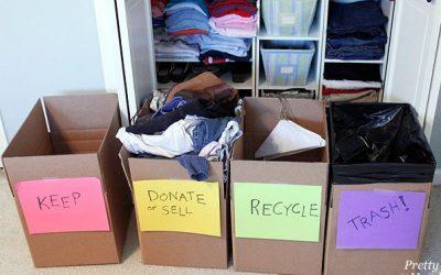 5 Tips to Help Seniors Declutter