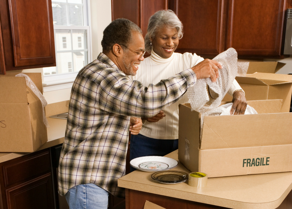 Tips For Moving Senior Parents