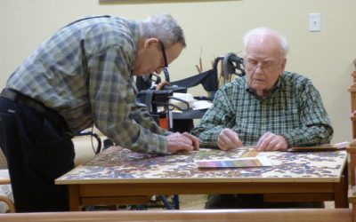 Puzzles: They're Great For Adults, Too!