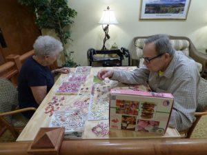 Puzzles at Avila