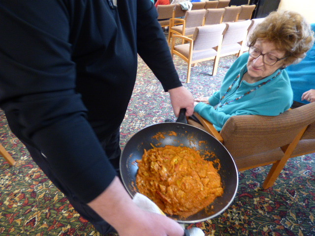 Chicken Tikka Masala - Avila Retirement Community
