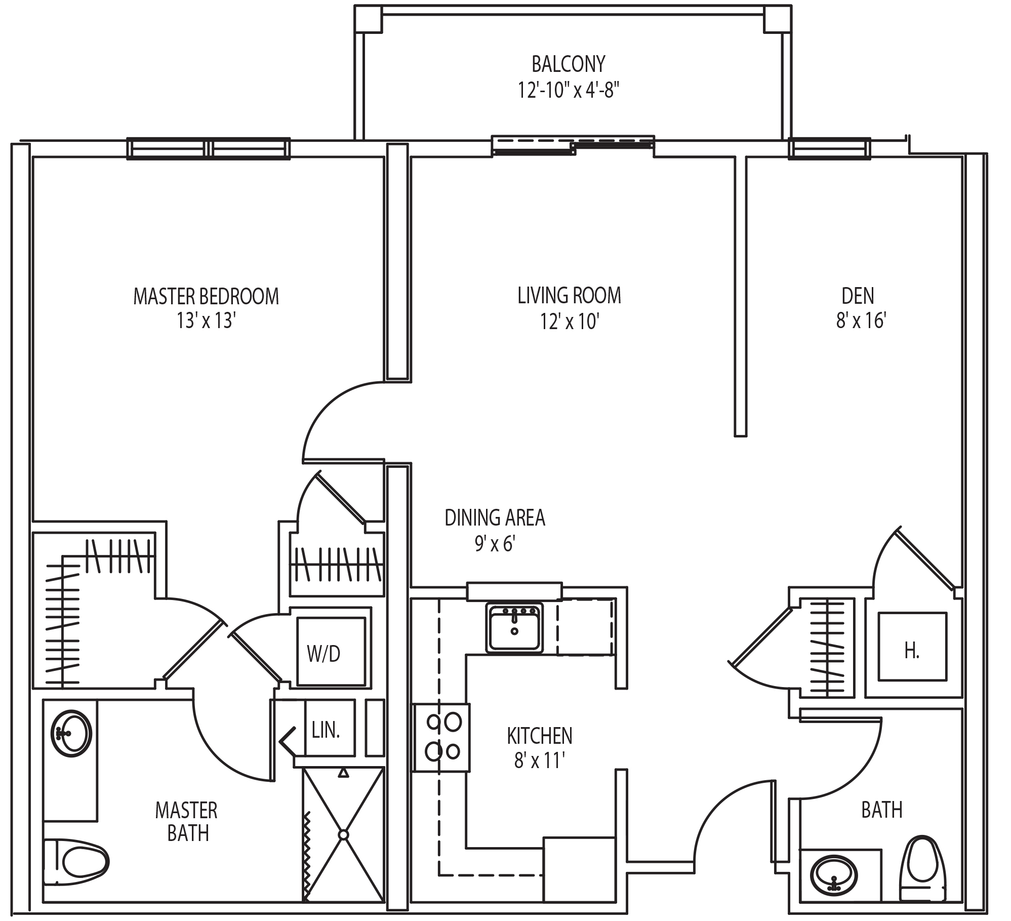 blair floor plan