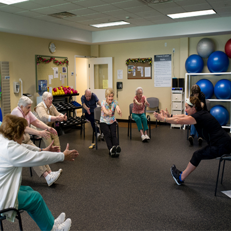 Everyday Strength Training For Seniors