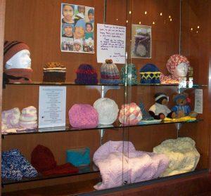 Hats made at Avila