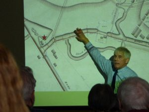 Craig Williams Erie Canal Presentation at Avila Retirement Community