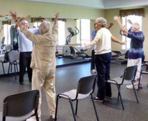 Tai Chi at Avila Retirement Community