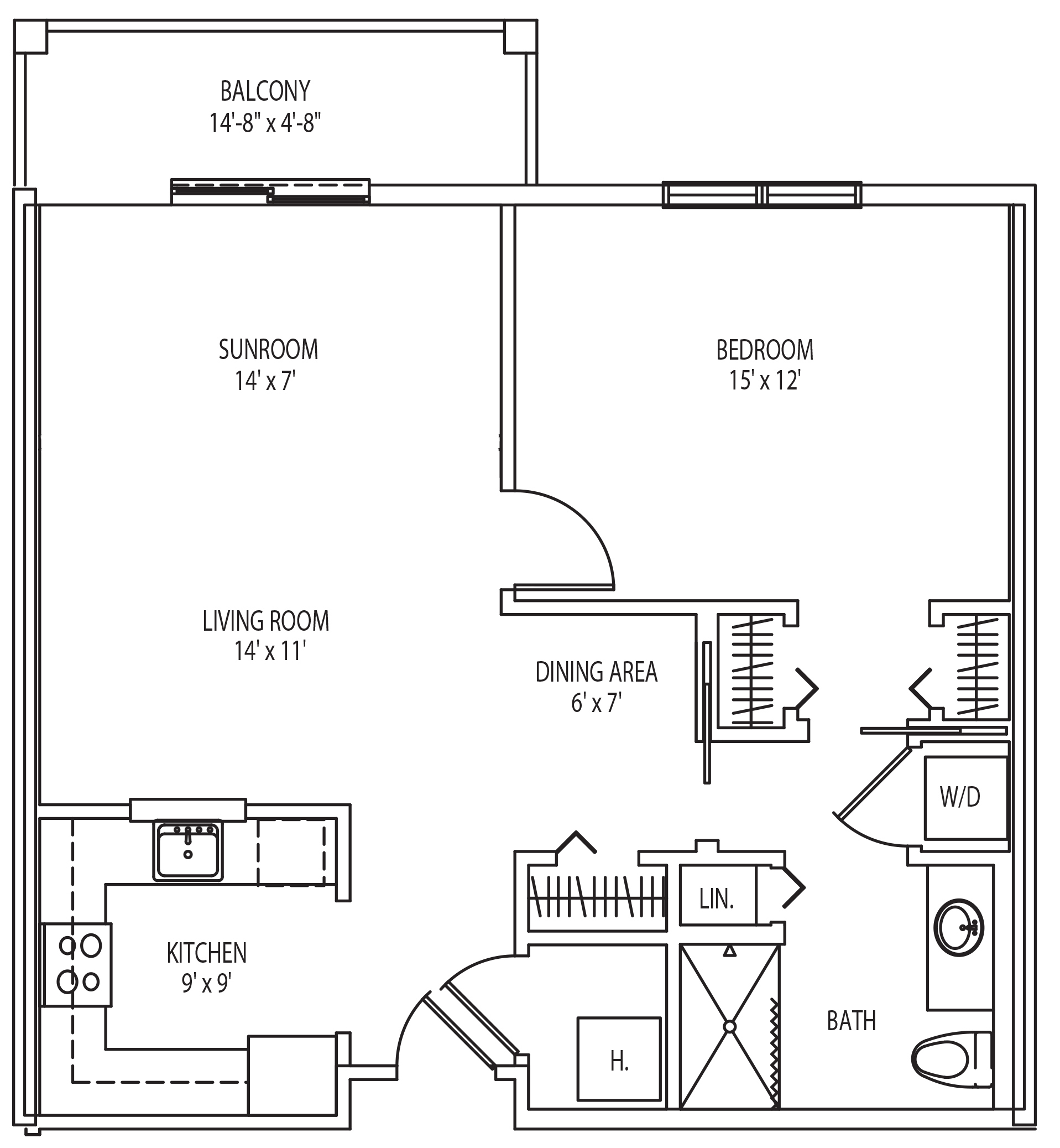 bolton floor plan
