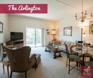 Arlington model - Avila Retirement Community