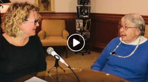 Nina Larrabee interview with Ami at LeadingAge New York